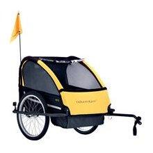 K2 Kinder Anhänger 2-Sitzer