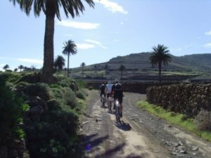 Mountainbike Tour - Im Tal von Haria